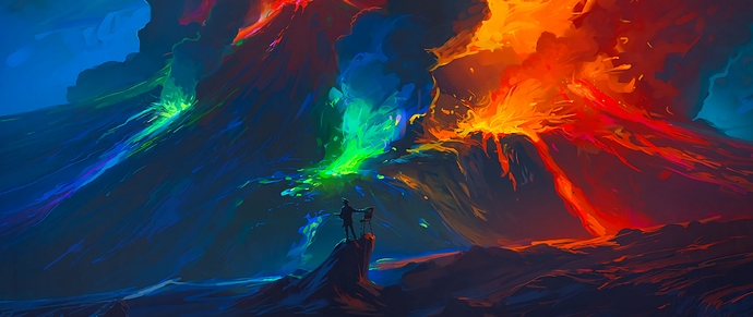 artist_waves_colorful_129158_2560x1080